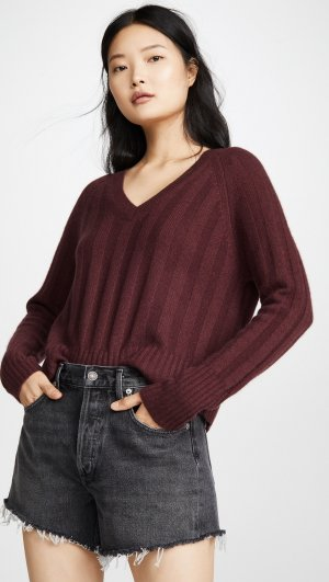Londyn Cashmere Sweater 360