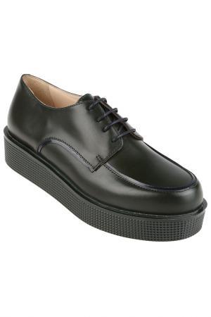 Туфли LAUTRE CHOISE L'AUTRE. Цвет: зеленый