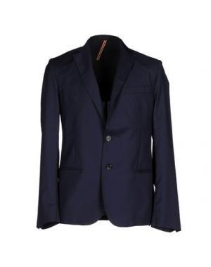 Пиджак L(!)W BRAND. Цвет: темно-синий