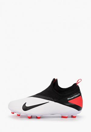 Бутсы Nike Jr. Phantom Vision 2 Academy Dynamic Fit MG. Цвет: разноцветный