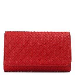Клатч 1263 красный DOLCI