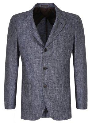Фактурный пиджак HOMAND