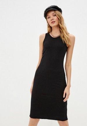 Сорочка ночная Infinity Lingerie. Цвет: черный