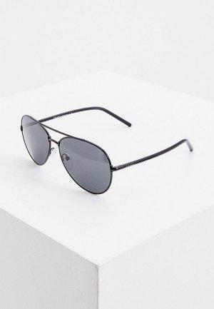 Очки солнцезащитные Prada PR 66XS 1AB5S0. Цвет: черный