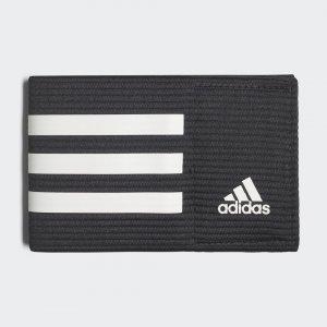 Капитанская повязка Performance adidas. Цвет: черный
