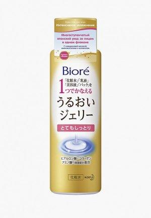 Крем для лица Biore интенсивное увлажнение, 180 мл. Цвет: прозрачный
