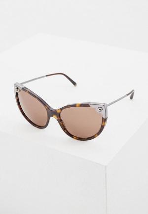 Очки солнцезащитные Dolce&Gabbana DG4337 502/73. Цвет: коричневый