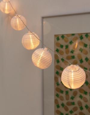 Гирлянда с фонариками Fizz Wedding-Мульти Creations