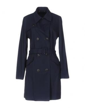 Легкое пальто PIRELLI PZERO. Цвет: темно-синий