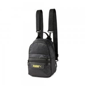 Рюкзак Classics Minime Womens Backpack PUMA. Цвет: черный