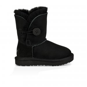 Bailey Button Ii Toddler UGG. Цвет: чёрный