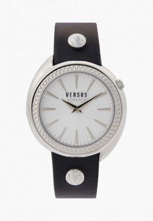 Часы Versus Versace VSPHF0120. Цвет: черный