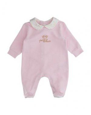 Детский комбинезон ALVIERO MARTINI 1a CLASSE. Цвет: светло-розовый