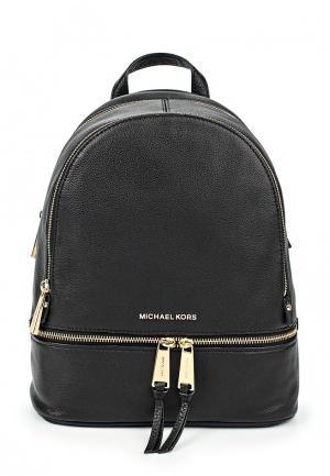 Рюкзак Michael Kors RHEA ZIP. Цвет: черный