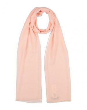 Палантин LIPSY. Цвет: светло-розовый