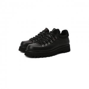 Кожаные ботинки Rare. Цвет: чёрный
