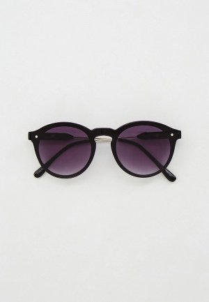 Очки солнцезащитные Eyelevel Finley. Цвет: черный
