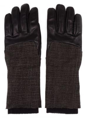 Перчатки The Viridi-Anne. Цвет: чёрный
