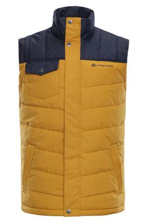 Vest Alpine Pro. Цвет: yellow