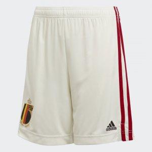 Гостевые шорты сборной Бельгии Performance adidas. Цвет: красный