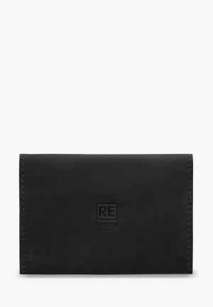 Обложка для паспорта Reconds Runaway. Цвет: черный