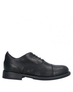 Обувь на шнурках FIORENTINI+BAKER. Цвет: черный