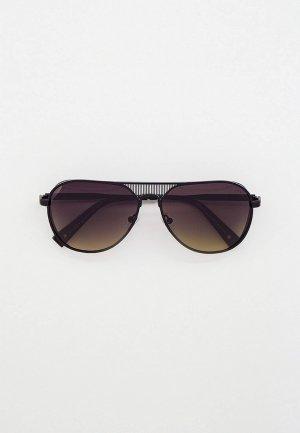 Очки солнцезащитные Thom Richard. Цвет: серый