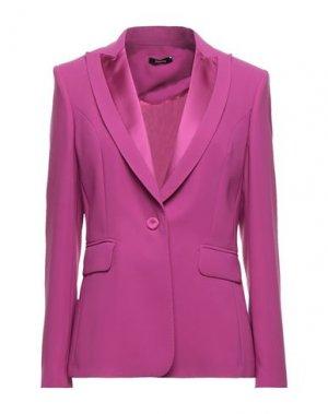 Пиджак HANITA. Цвет: розовато-лиловый