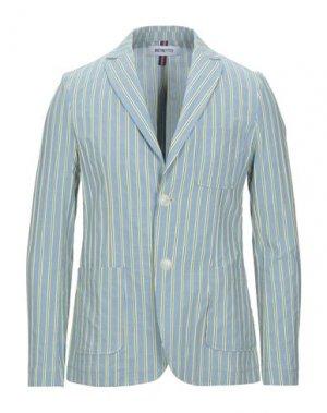 Пиджак DISTRETTO 12. Цвет: небесно-голубой