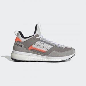 Туристические кроссовки Five Ten Tennie Boost adidas. Цвет: серый