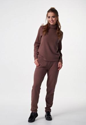 Костюм Irma Dressy. Цвет: коричневый