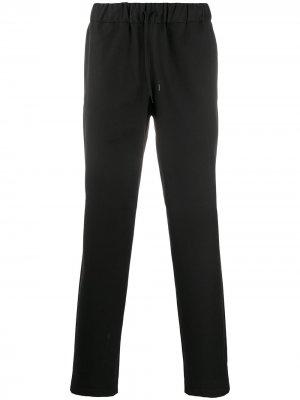 Прямые брюки свободного кроя A.P.C.. Цвет: черный