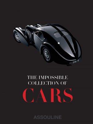 Книга Impossible Collection of: Cars Assouline. Цвет: черный
