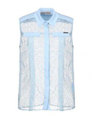 Pубашка BETTY BLUE. Цвет: лазурный