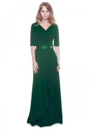 Платье Marichuell MURATTY. Цвет: зеленый