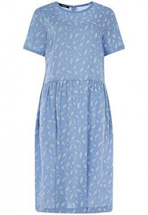 Платье с короткими рукавами Le monique