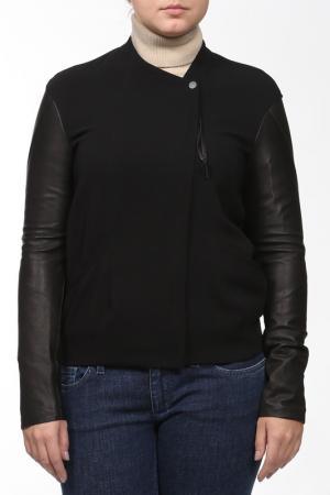 Куртка Ilaria Nistri. Цвет: черный