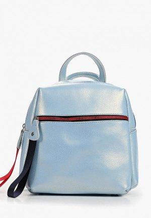 Рюкзак Labella Vita. Цвет: голубой