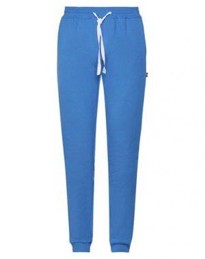 Повседневные брюки CASTELBAJAC. Цвет: синий
