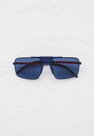 Очки солнцезащитные Prada Linea Rossa PS 52XS 06S07L. Цвет: синий