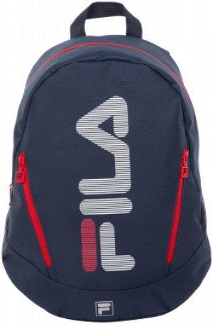 Рюкзак для мальчиков FILA. Цвет: синий