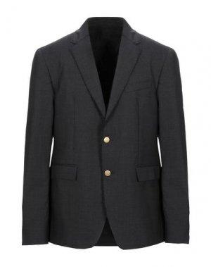 Пиджак MAURO GRIFONI. Цвет: стальной серый