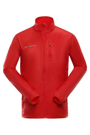 Windbreaker Alpine Pro. Цвет: red