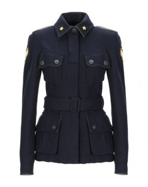 Куртка FEMME. Цвет: темно-синий