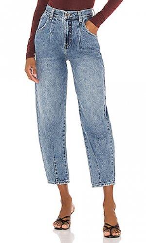 Широкие брюки maddy PISTOLA. Цвет: none