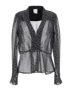 Блузка NOLITA. Цвет: черный