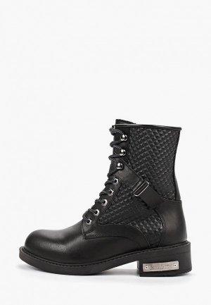 Ботинки Excavator. Цвет: черный