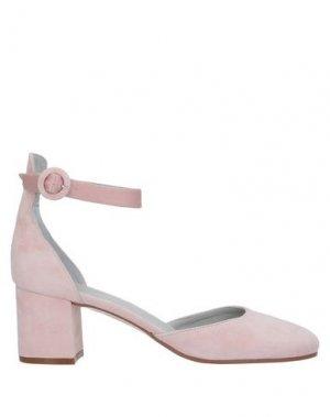 Туфли CARMENS. Цвет: розовый