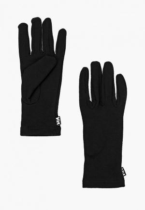 Перчатки Helly Hansen HH WARM GLOVE LINER. Цвет: черный