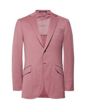 Пиджак RICHARD JAMES. Цвет: розовато-лиловый